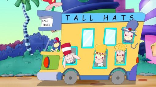 Tall Hats