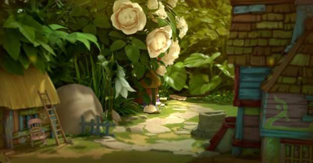 Tall Tales: The Magical Garden of Antoon Krings