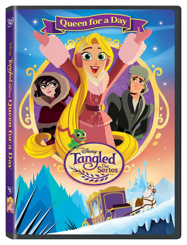 Tangled: The Series - Queen for a Day