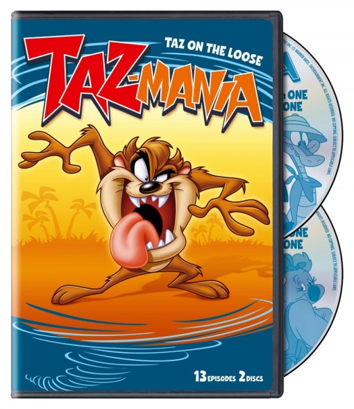 Taz-Mania: Taz on the Loose: Season One, Vol. 1