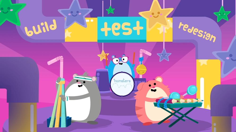 Team Hamster!