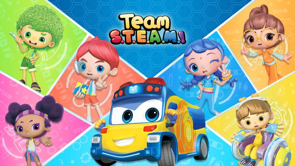Equipo STEAM
