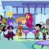 Teen Titans Go! x DC Super Hero Girls