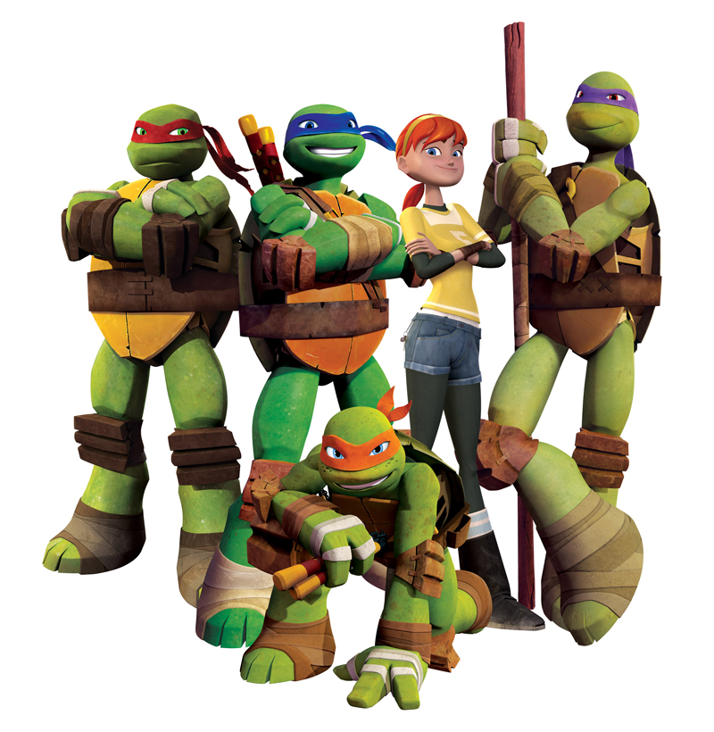 teenage mutant hero ninja turtles