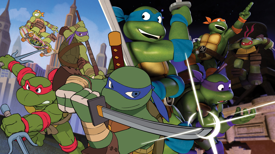 Nick's 'TMNT' Bringing Back '80s Turtles in March Episode ...