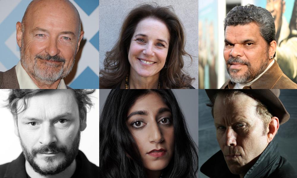 Terry O'Quinn / Debra Winger / Luis Guzmán / Julian Barratt / Sunita Mani / Tom Waits