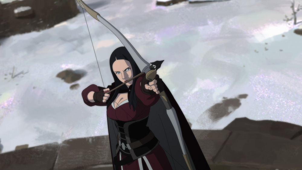 The Witcher: Nightmare of the Wolf - Tetra (Lara Pulver)