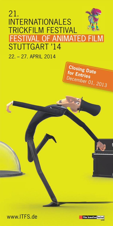 The 2014 Stuttgart Festival of Animated Film