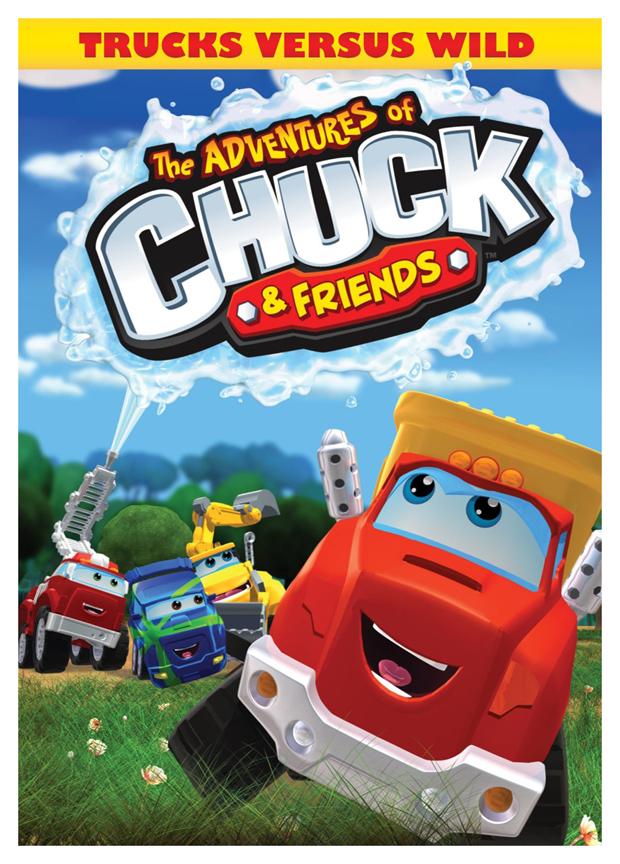 The Adventures of Chuck & Friends: Trucks vs. Wild