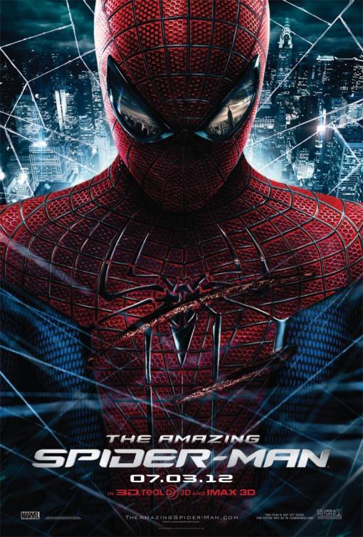The Amazing Spider-Man - Sony/Marvel - July 3