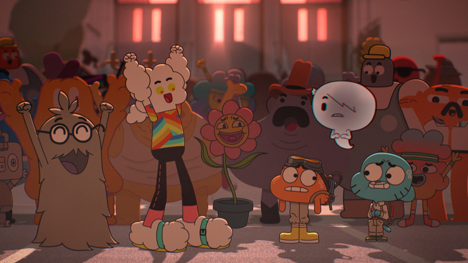the amazing world of gumball - The Amazing World Of Gumball The Halloween