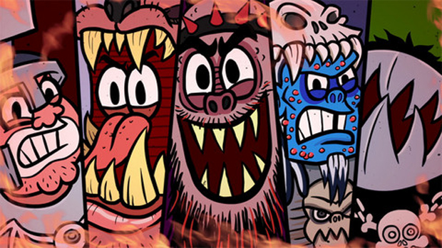 The Animated Tales of GWAR
