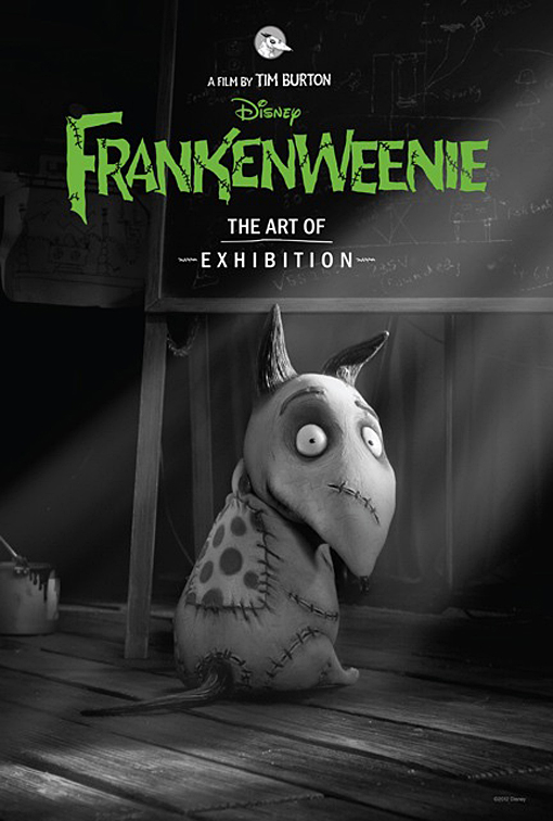 The Art of Frankenweenie