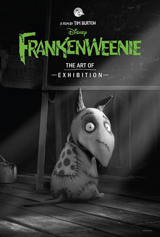 The Art of Frankenweenie