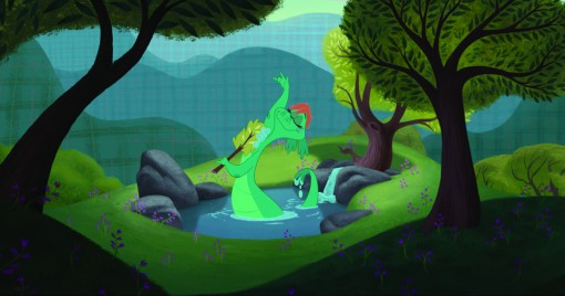 The Ballad of Nessie ©Disney Enterprises, Inc. All Rights Reserved.
