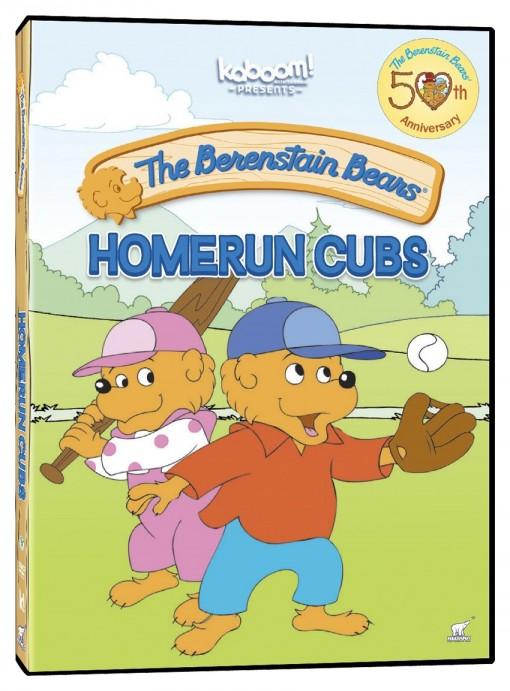 The Berenstain Bears: Homerun Cubs