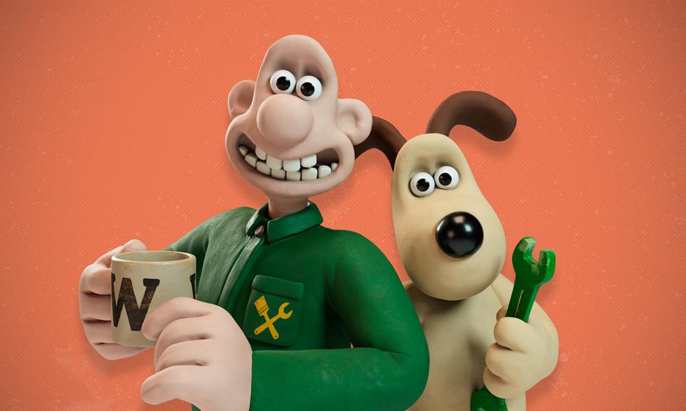 Wallace & Gromit: The Big Fix Up Ⓒ Aardman Animations / W&G Ltd. & Fictioneers Ltd. 2020