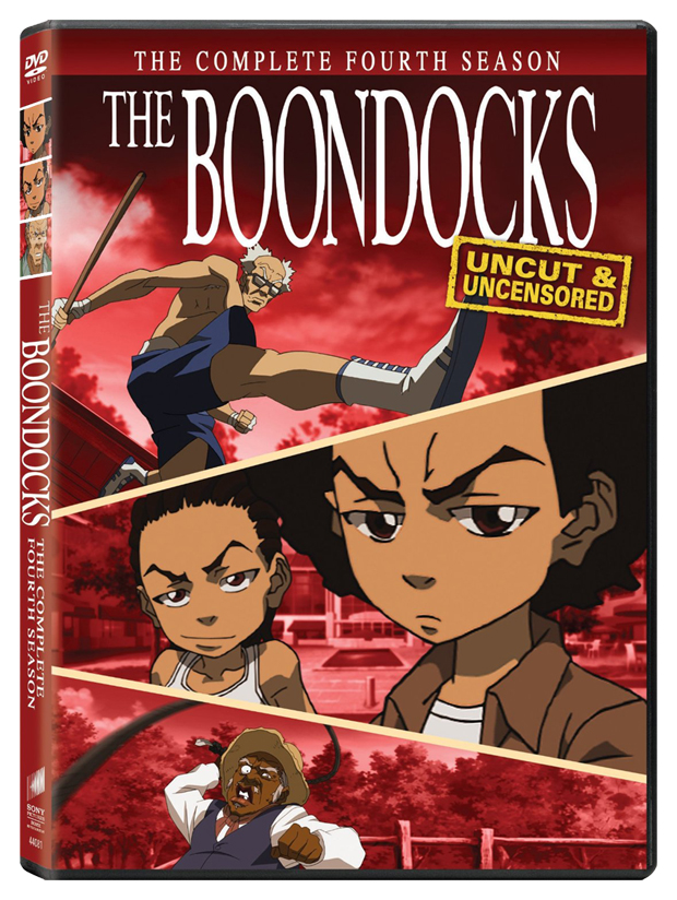 The Boondocks: The Complete Fourth Season