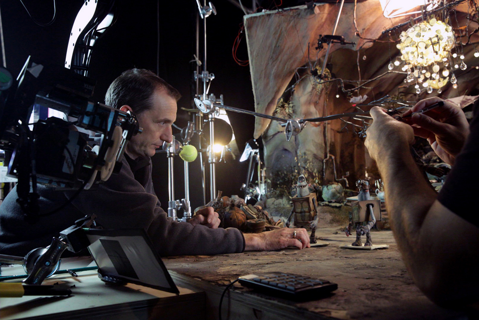 Behind The Scenes With Boxtrolls Animation School Daily