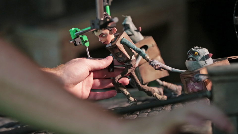 Behind the Scenes with 'Boxtrolls'