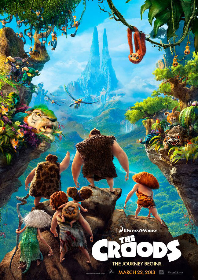 486a87329 DreamWorks   The Croods  Trailer Hits the Web