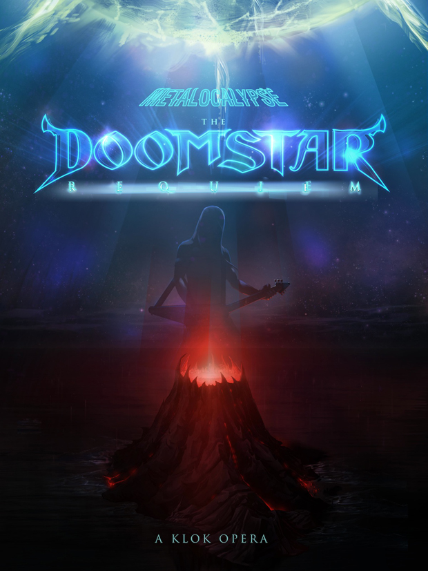Metalocalypse: The Doomstar Requiem A Klok Opera