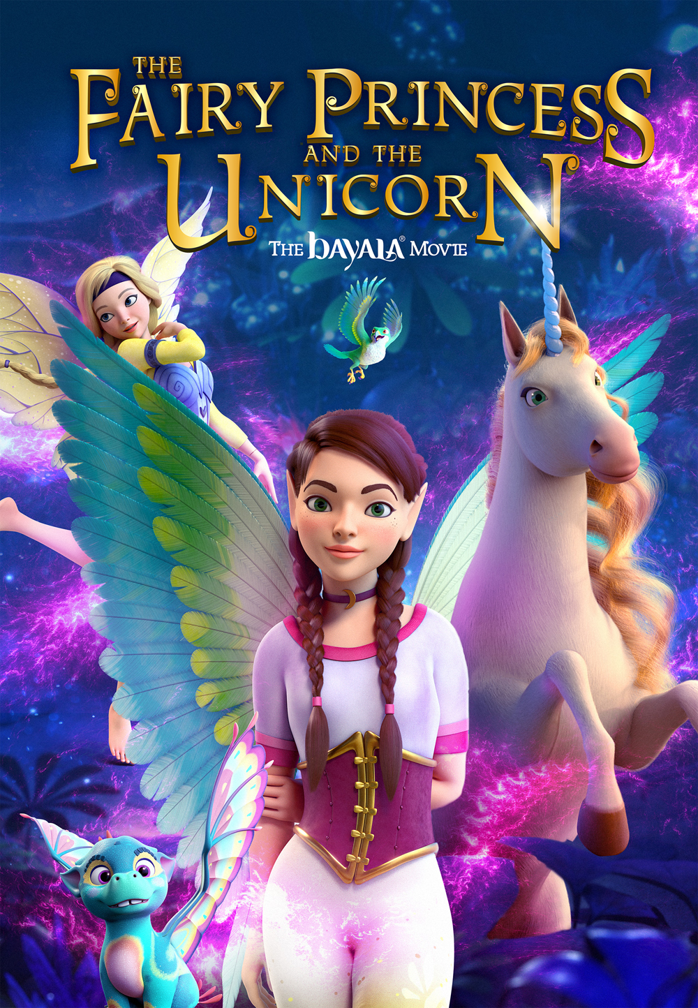 The Fairy Princess and the Unicorn: The Bayala Movie