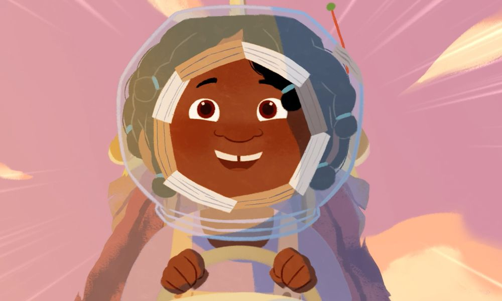 The Girl Who Built a Rocket
