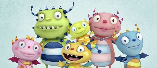 The Happy Hugglemonsters