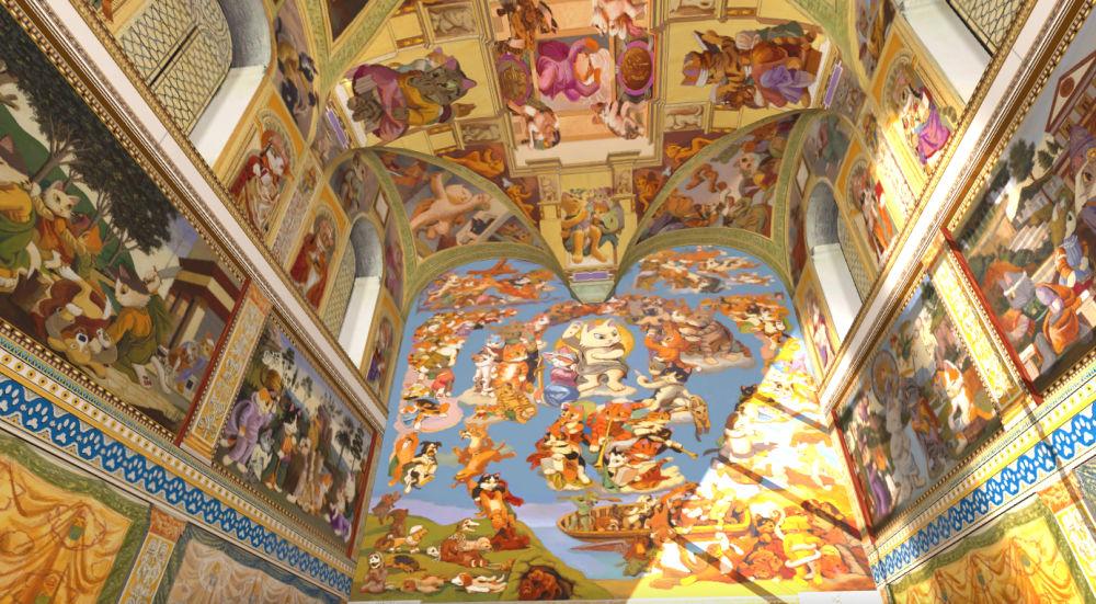 The Hisstine Chapel VR