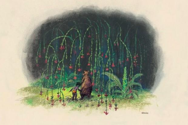 The Jungle Book concept art
