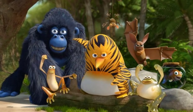 The Jungle Bunch to the Rescue!