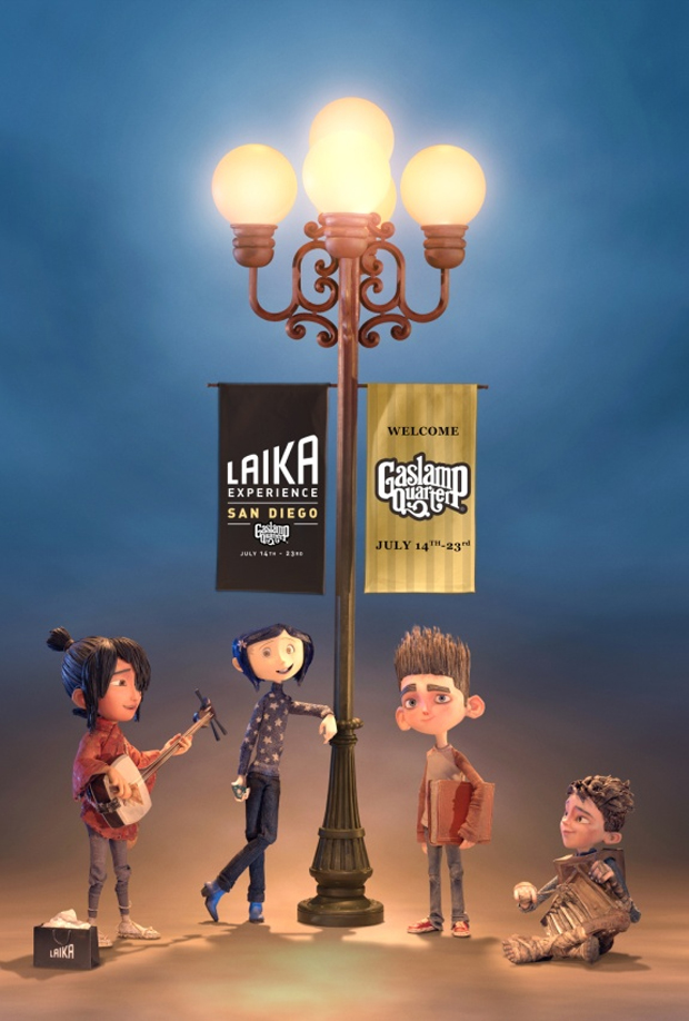 The LAIKA Experience