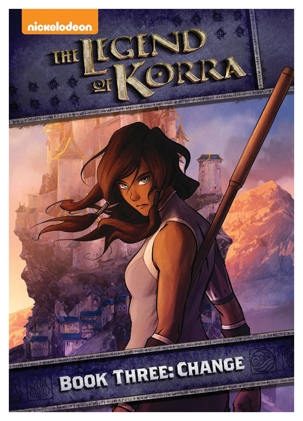 The Legend of Korra: Book 3 - Change