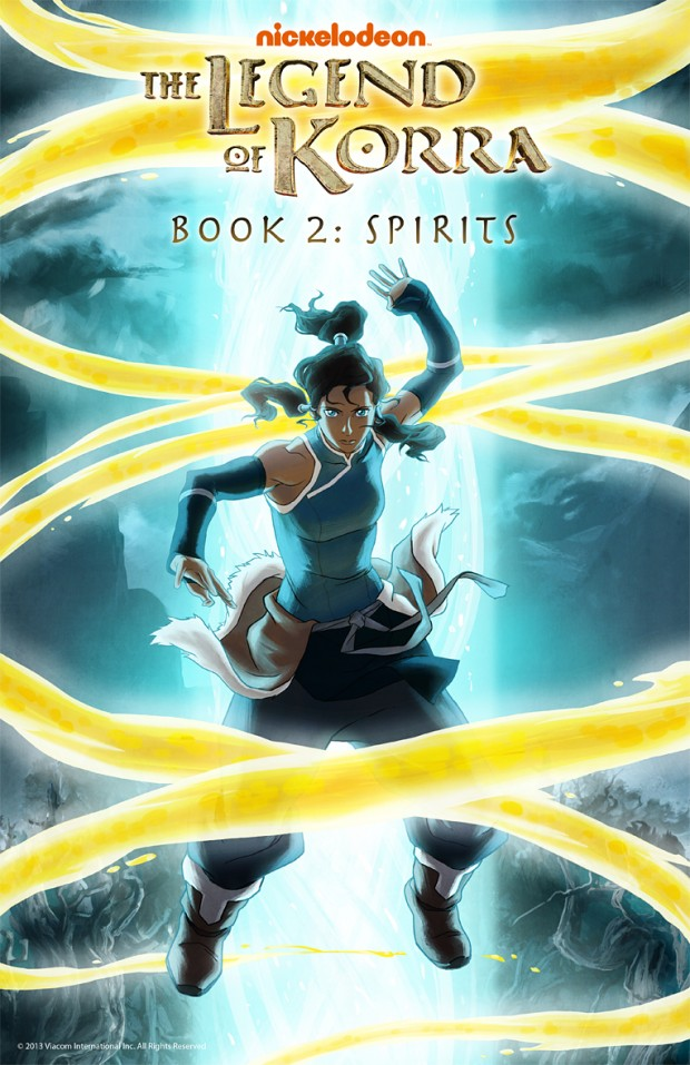 The Legend of Korra - Book 2: Spirits