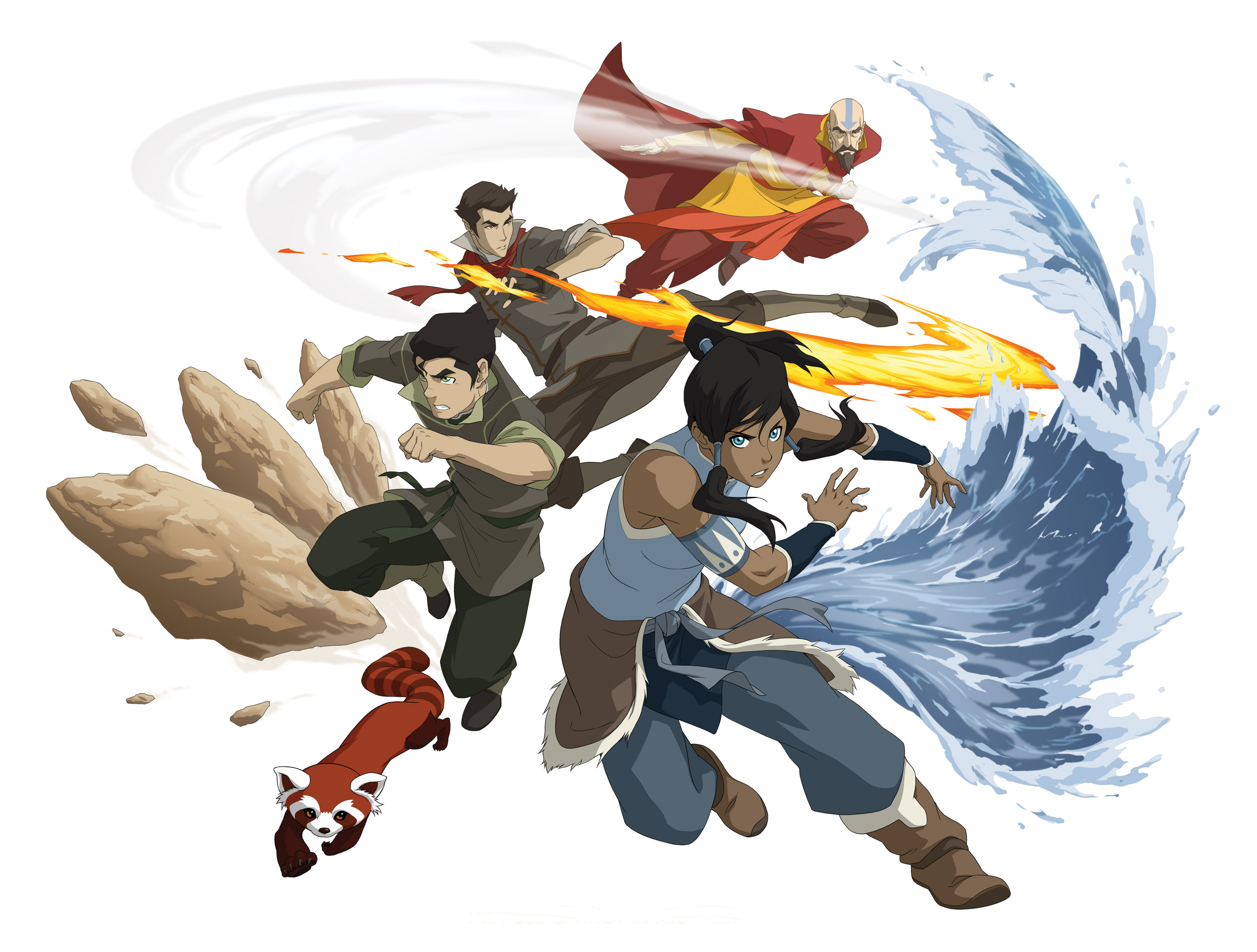 Korra: The Next Airbender! | Animation Magazine: www.animationmagazine.net/tv/korra-the-next-airbender