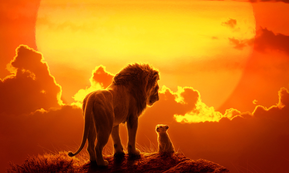 disney reveals more  u0026 39 lion king u0026 39  menagerie with oscars spot