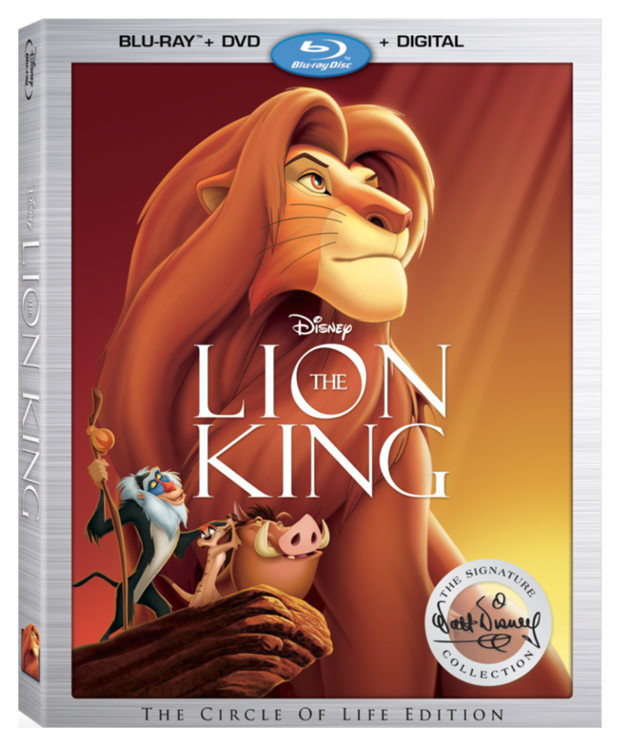 The Lion King: Walt Disney Signature Edition