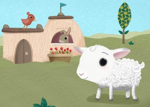 The Littlest Lamb