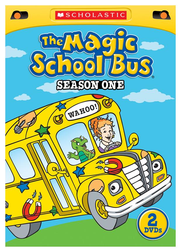 The Magic School Bus: Season One