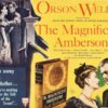 The Magnificent Ambersons promotional art. (Imaged by Heritage Auction / HA.com)