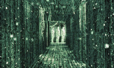 The Matrix (1999) [Margaret Herrick Library, Academy of Motion Picture Arts and Sciences; original photo appeared in Cinefantastique]