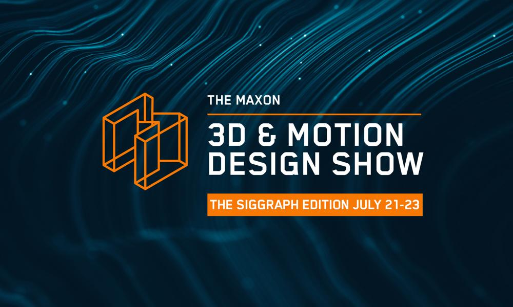 Maxon 3D and Motion Design Show