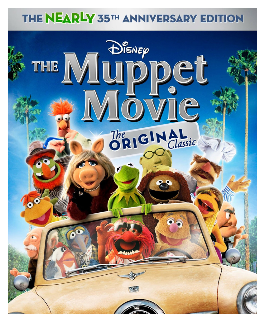 Muppet Movie' Blu-Ray Arrives on Tuesday