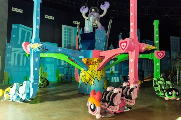 The Powerpuff Girls – Mojo Jojo's Robot Rampage