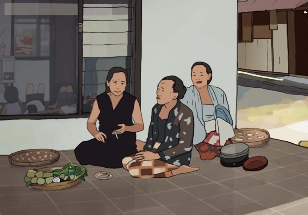 Replacements (Jonathan Hagard; Germany/Indonesia/Japan)
