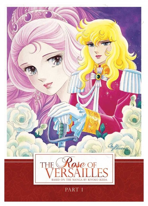 The Rose of Versailles, Part 1 - Limited Edition