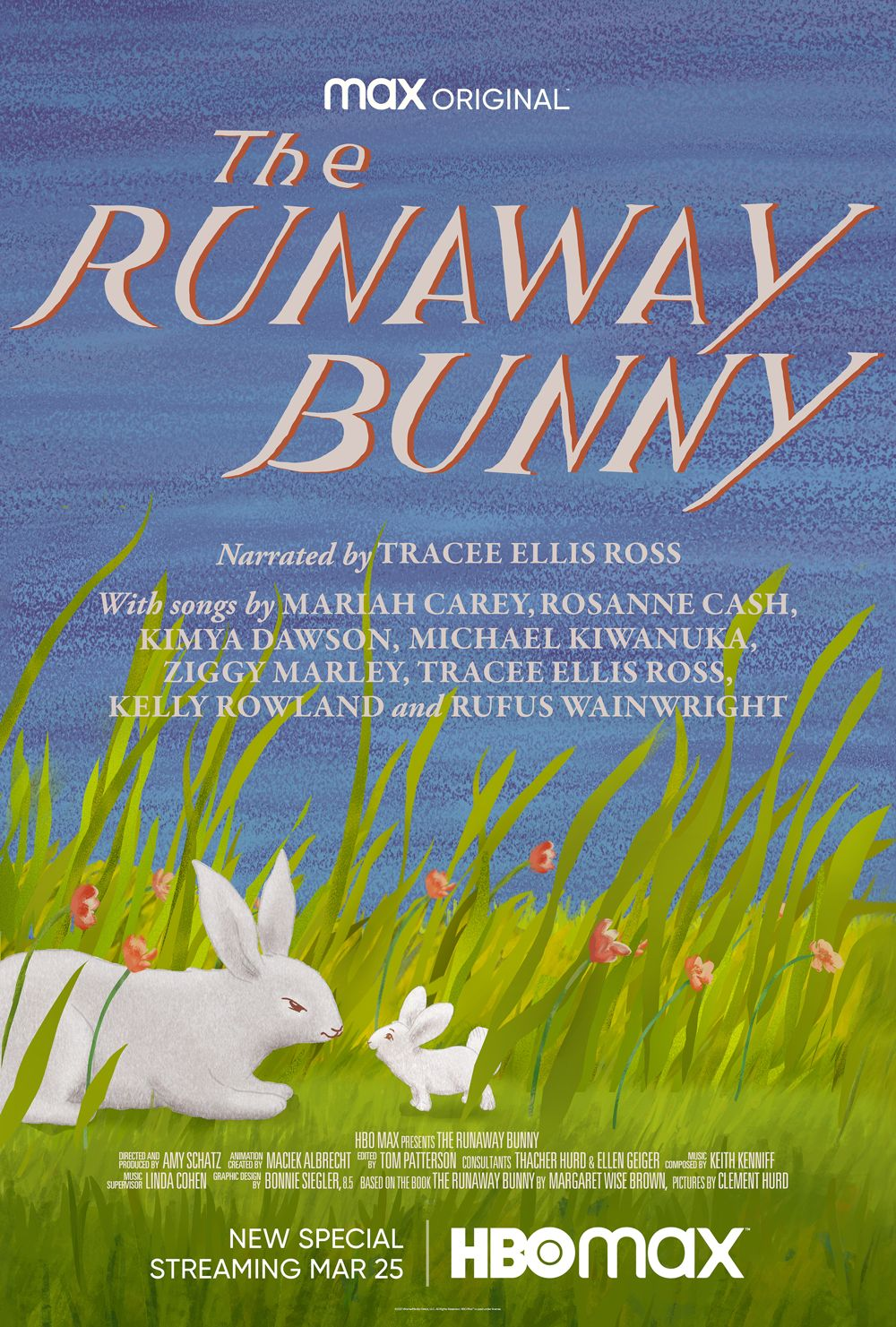 Trailer: HBO Max Brings Kids' Classic 'Runaway Bunny' to ...