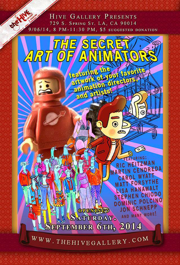 The Secret Art of Animators