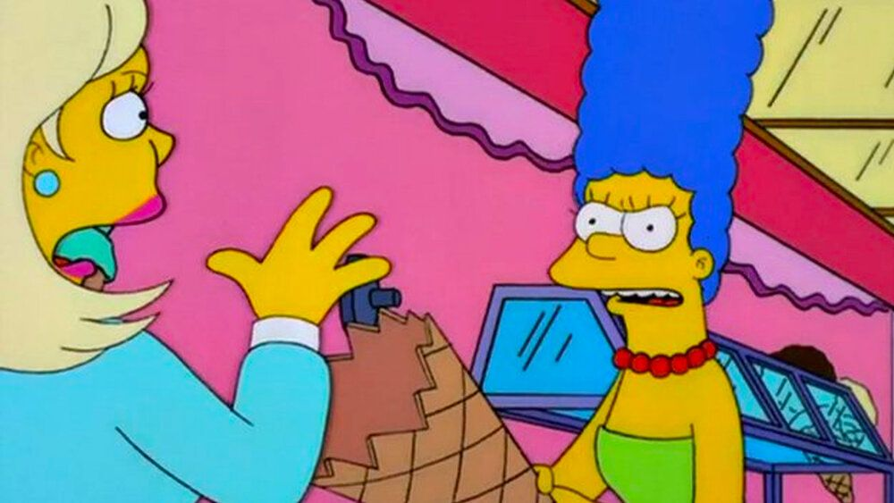 "The Simpsons, ""It's a Mad, Mad, Mad, Mad Marge"""